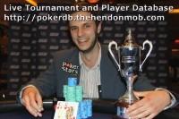 Jamie Burland @ UK & Ireland Poker Tour - Brighton