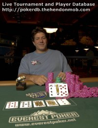 David Benyamine wins his first bracelet