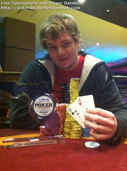 Barry Hutter's Gallery: Hendon Mob Poker Database