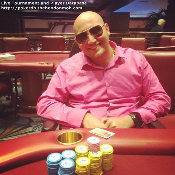 Steven Moreno: Hendon Mob Poker Database