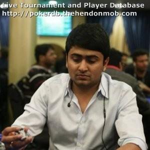 Ganesh Kompella Hendon Mob Poker Database