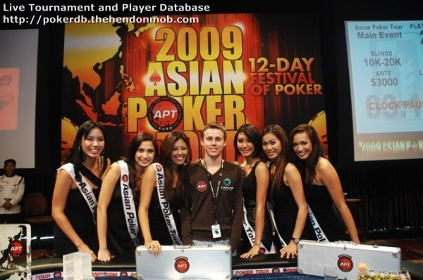 Asian poker classic 2009 frankly