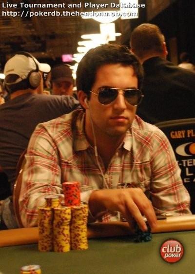 Alexandre Bonnin Hendon Mob Poker Database