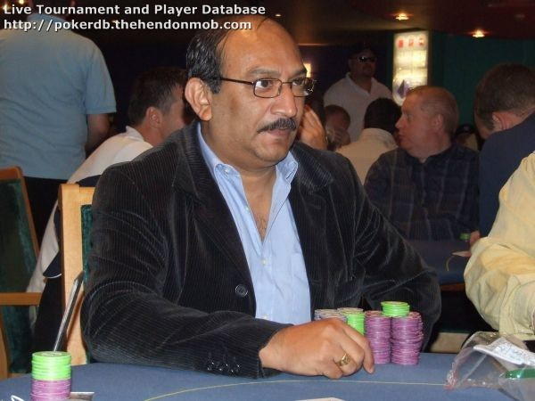 Ali mallu poker