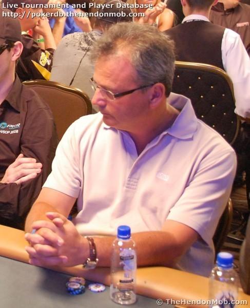 Anthony Marks: Hendon Mob Poker Database