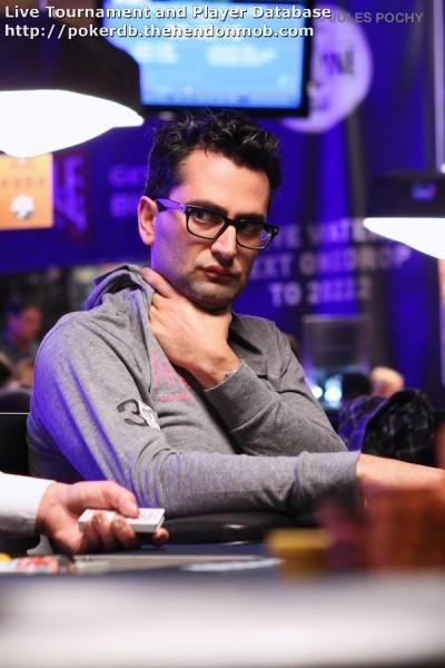 antonio esfandiari  hendon mob poker database