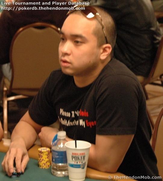 Neil Antonius Arce Hendon Mob Poker Database