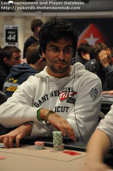 Ant nio palma 39 s poker statistics hendon mob poker database - Antonio palma ...