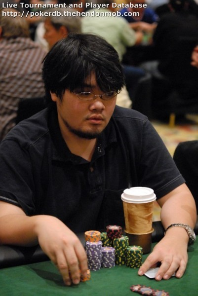 Brandon Lee Hendon Mob Poker Database