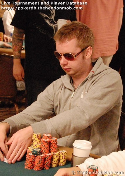 Benjamin Jensen Hendon Mob Poker Database