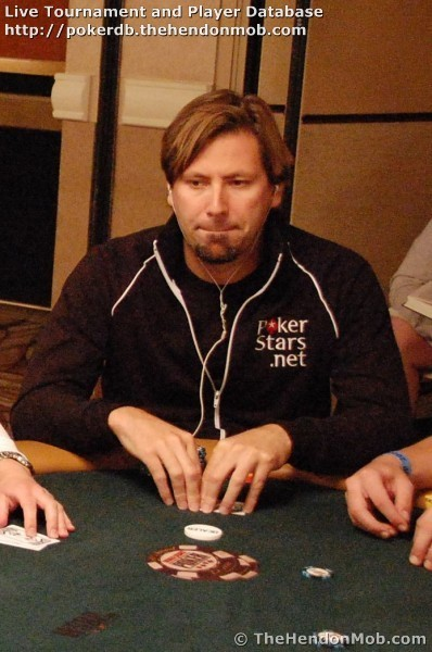 Brian Hacker Hendon Mob Poker Database