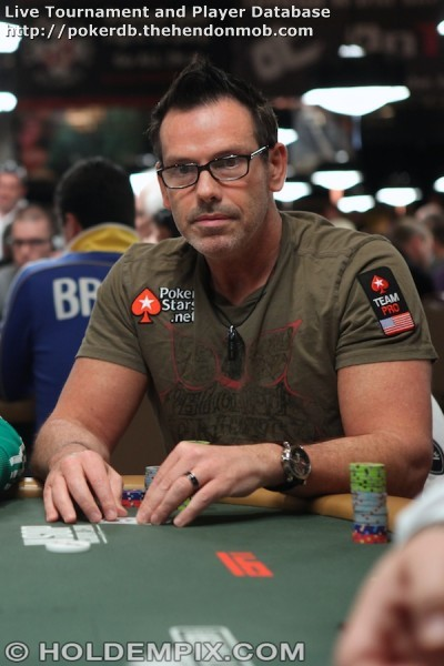 Chad Brown: Hendon Mob Poker Database