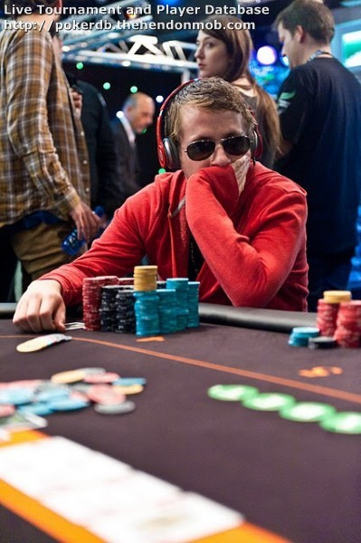Charlie Combes Hendon Mob Poker Database