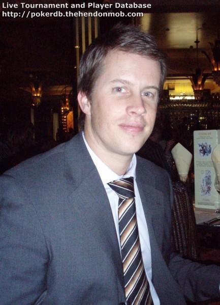 Christian Gregg Hendon Mob Poker Database