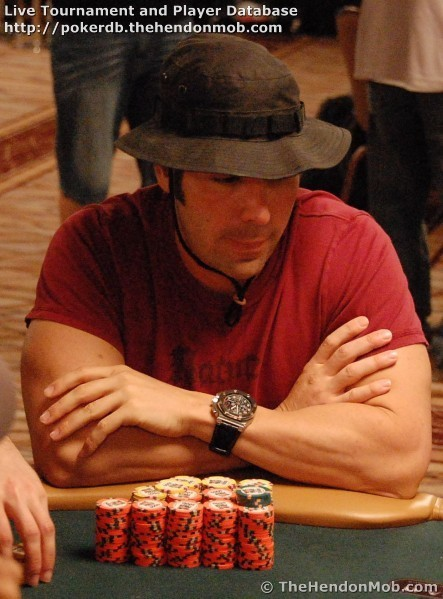 Navy seal poker player