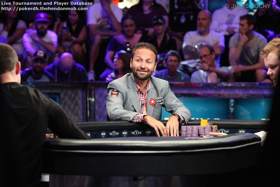 Daniel Negreanu's Gallery: Hendon Mob Poker Database