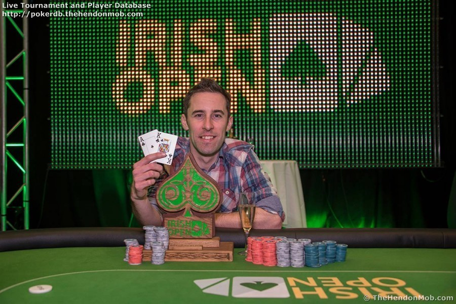 Irish open poker 2018 prizes for students