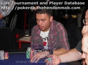 Danny Blair Hendon Mob Poker Database