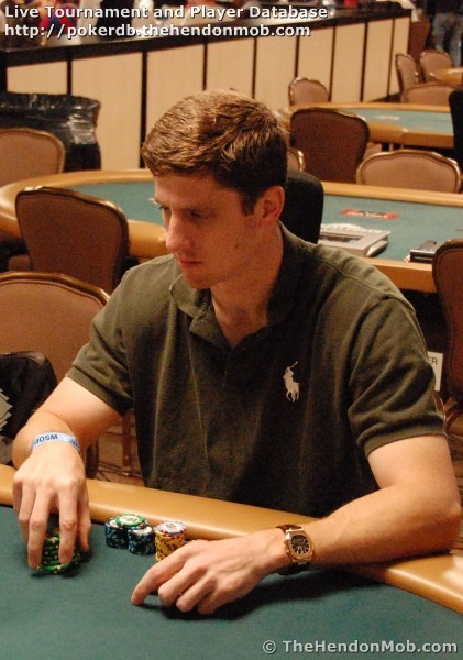 Danny Wade: Hendon Mob Poker Database