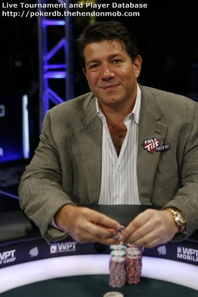 David baxter poker
