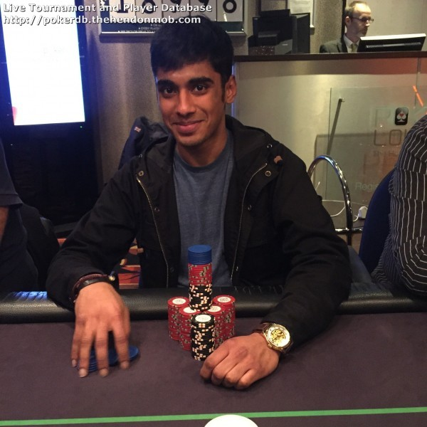 Devin D Souza Hendon Mob Poker Database
