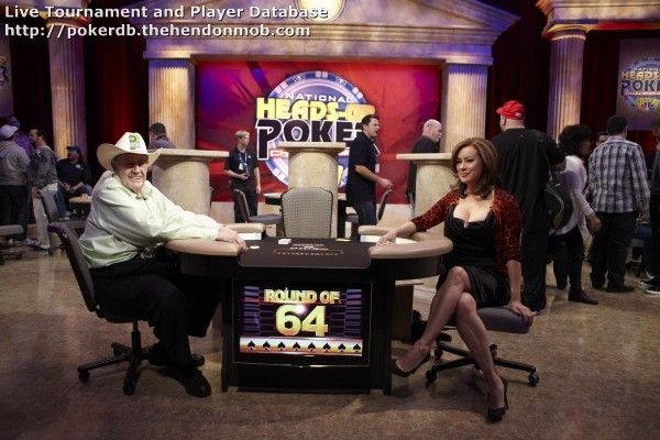 Heads up poker tournament cragar slotted mags