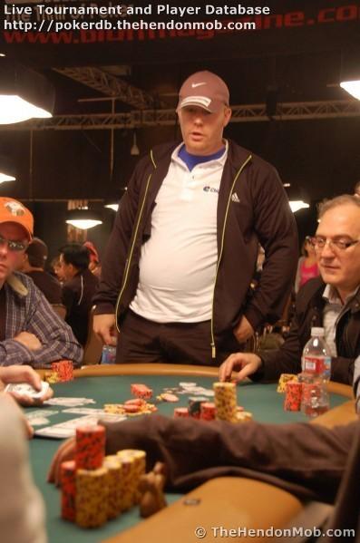 Dwayne poker player