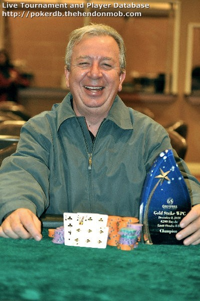 J W Smith Hendon Mob Poker Database