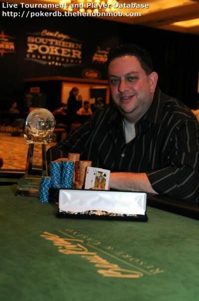 Tulsa Ok News >> Jonathan Kantor: Hendon Mob Poker Database