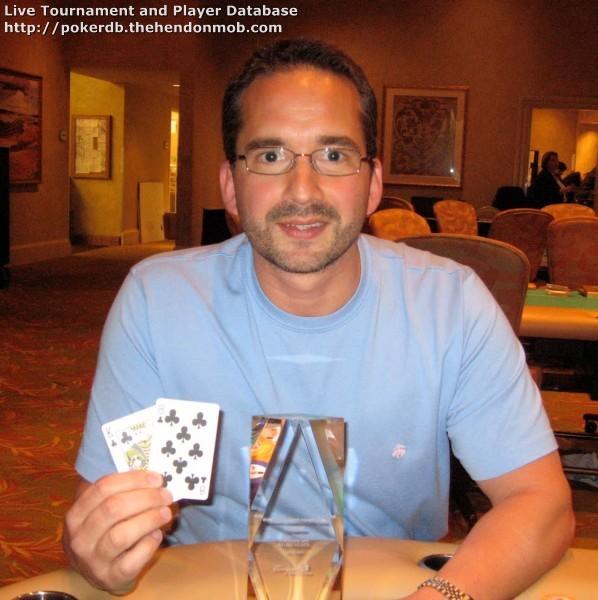 Anthony Caruso Hendon Mob Poker Database