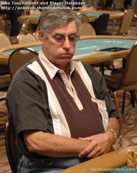 Ernest Scherer Poker