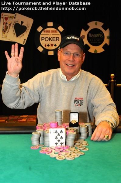 WSOP Circuit - Atlantic City: Hendon Mob Poker Database