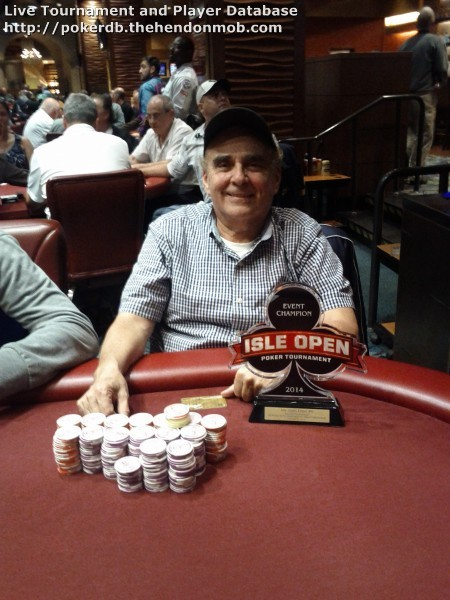 Roberto Herrera: Hendon Mob Poker Database