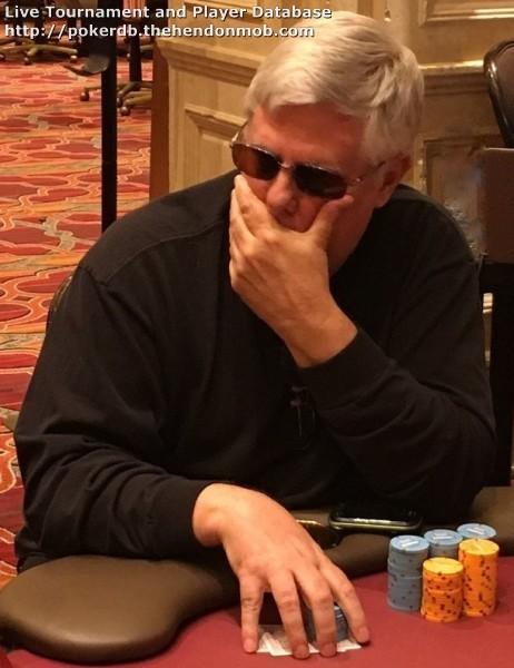 Glen Black: Hendon Mob Poker Database