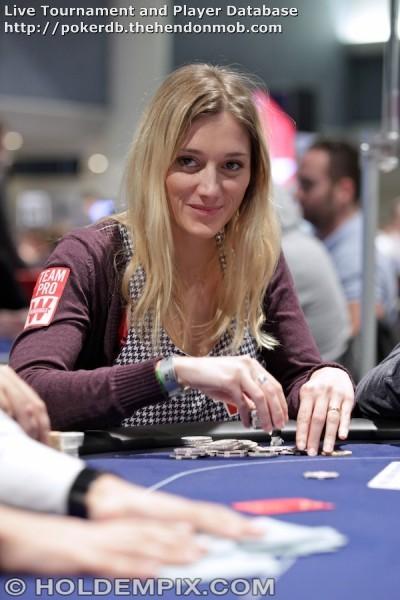 Gaelle Baumann: Hendon Mob Poker Database