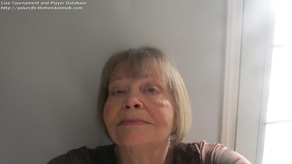 Gail Bates: Hendon Mob Poker Database