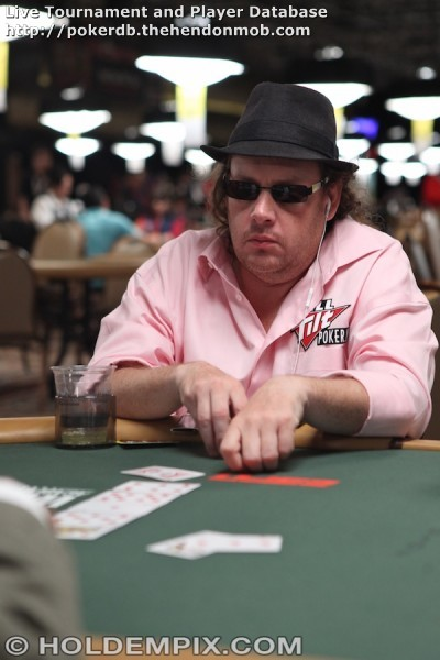 Gavin Smith Hendon Mob Poker Database