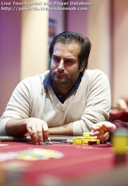 Giovanni Pennetta Hendon Mob Poker Database