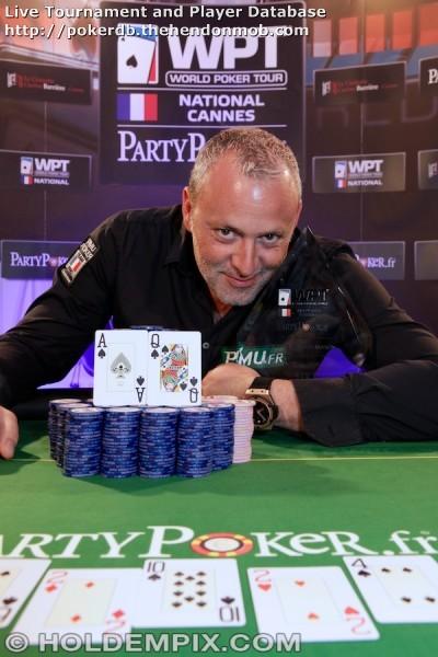 Guillaume Darcourt: Hendon Mob Poker Database