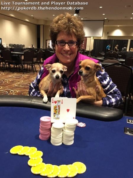 Gail Hand: Hendon Mob Poker Database