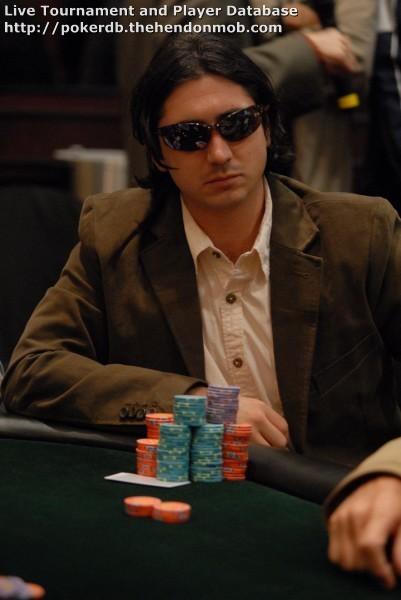 Jason Wheat Hendon Mob Poker Database