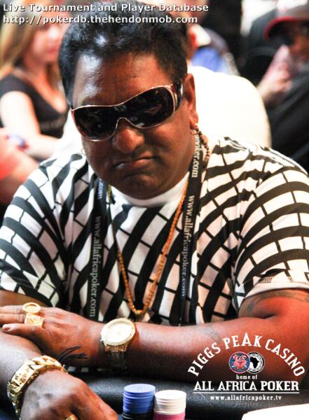Africa poker tournament