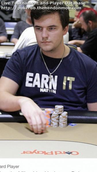 Jeffrey Trudeau Jr: Hendon Mob Poker Database