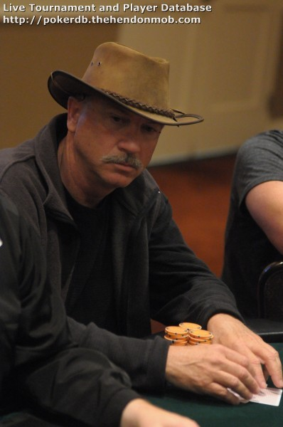 Jim Bates: Hendon Mob Poker Database