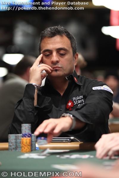 Joe Hachem's Gallery: Hendon Mob Poker Database
