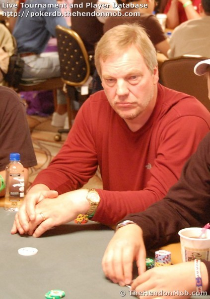 John Zillmer: Hendon Mob Poker Database