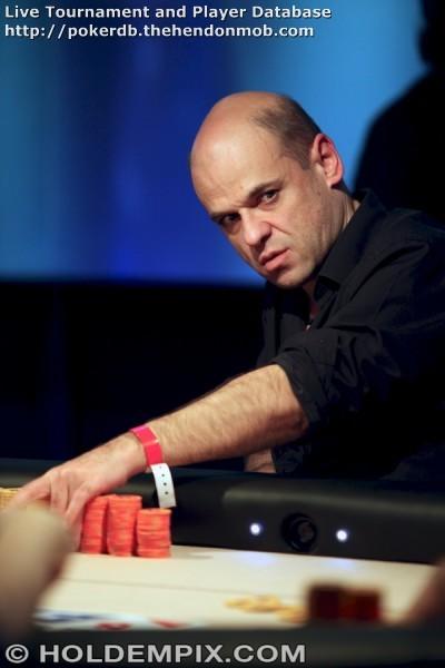Josef Klinger Hendon Mob Poker Database