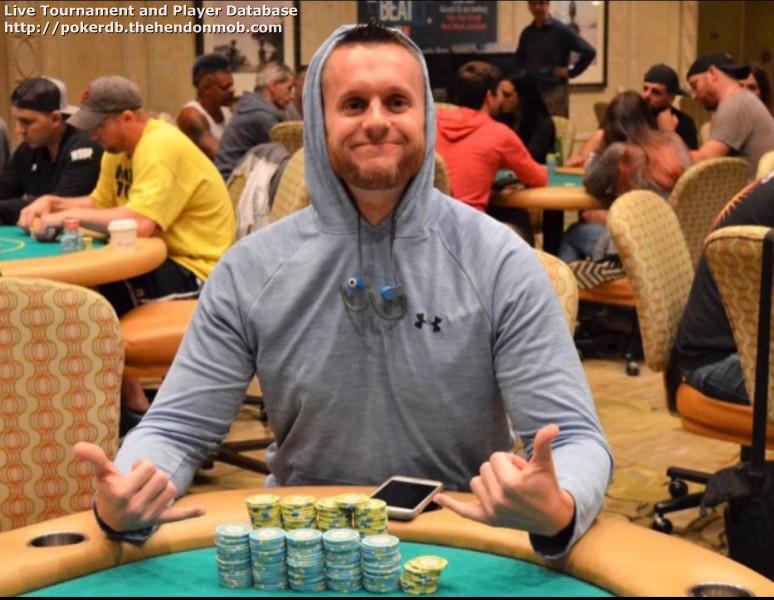 Steven Blay: Hendon Mob Poker Database