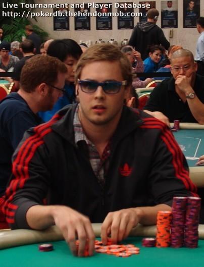 Kyle poker player