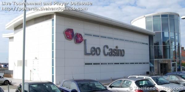 Leo gala casino liverpool poker schedule
